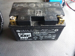 FT12A-BS suzuki motorcycle battery