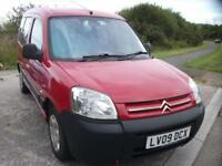 2009 09 CITROEN BERLINGO 1.6 FIRST HDI 5D 75 BHP DIESEL