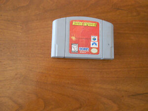 MISSION:IMPOSSIBLE for N64