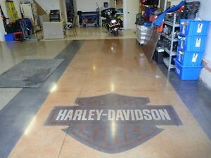 Polished Concrete & Epoxy Coated Garage & Basement Floors Kitchener / Waterloo Kitchener Area image 4