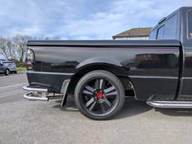 "PANTHER 18"" BLACK GLOSS CAR TRUCK ALLOY WHEELS | CUSTOM RIMS | MAG WHEELS"