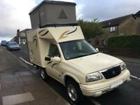 SUZUKI GRAND VITARA CAMPER, 3 BERTH, POP TOP, PROFESSIONAL CONVERSION