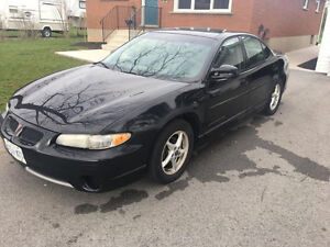 2002 Pontiac Grand Prix GT Sedan, Extremely Low KM's