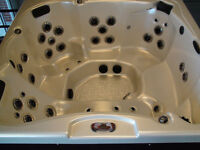 Tulip hot tub - Financing available - $104 a month