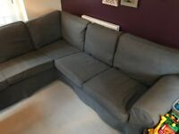Corner sofa (IKEA EKTORP)
