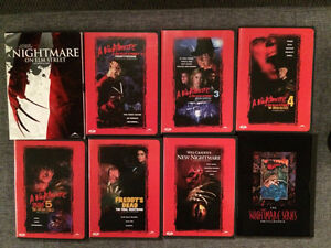 A Nightmare on Elm Street DVD Collection