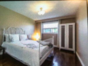 Beautiful one bedroom apartment at victorial park and finch