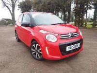2015 15 Citroen C1 1.2 PureTech Airscape Flair 5 Door Petrol