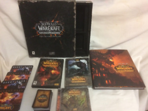 World of WarCraft Cataclysm Collector Edition