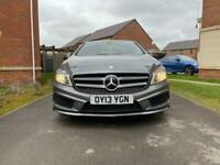 2013 Mercedes-Benz A Class 2.1 A220 CDI BlueEFFICIENCY AMG Sport 7G-DCT 5dr Hatc