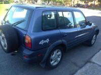 1997 Toyota RAV4 BASE 1200$