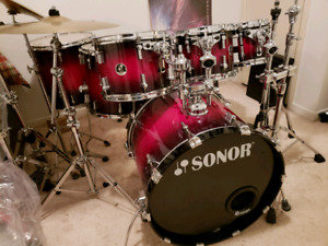 Sonor 7 Piece G Force 3007