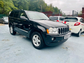 Jeep Grand Cherokee 3.0 Crd Limited 215 Auto