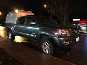 2009 Toyota Tacoma Crew Cab with Toolbox