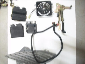 USED SNOWMOBILE PARTS AND ACCESSORIES Québec City Québec image 4