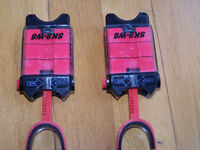 Used hockey skate weights - $10 Or Best Offer