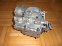 3 Restored and rebuilt Rochester 2G tri-power carburetors SBC