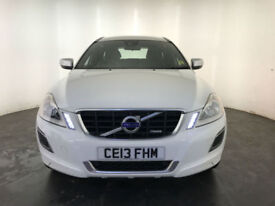 2013 VOLVO XC60 R-DESIGN D4 AWD DIESEL 1 OWNER SERVICE HISTORY FINANCE PX