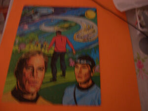 (3) STAR TREK GUILD PUZZLES (ALL COMPLETE) (ONE SEALED) London Ontario image 9