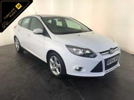 2014 64 FORD FOCUS ZETEC NAV ECONETIC TDCI 1 OWNER SERVICE HISTORY FINANCE PX