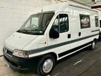 Pendle Campers Fiat Ducato LWB High Roof 2 Berth Campervan