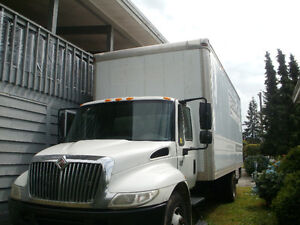 2007 International Straight Truck For Sale By Owner