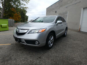 2013 Acura RDX AWD 4dr -- 2 Year Warranty -- Clean CarProof