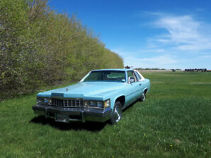 For Sale 1977 Cadillac Coupe DeVille
