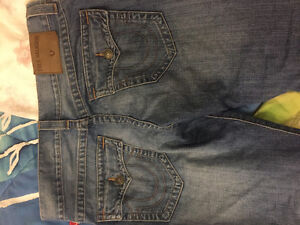 True religion jeans 100% authentic size 32 straight