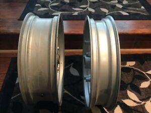 FRONT AND REAR RIMS FOR 2002-2005 BMW R1150RT