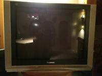 "27"" Panasonic Tao TV w/remote"