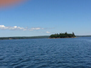 Island For Sale in Nova Scotia - Bumbo Island