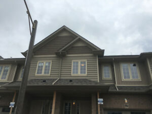 New 3 Bed+3 Bath-Lake front-Town Home-4 Lease/Lease2 Own-Grimsby
