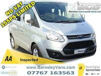 2016 Ford Transit Custom 290 Limited Lr Dcb Panel Van Diesel Manual