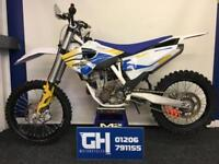 2014 HUSQVARNA FC 250 | VERY GOOD CONDITION | 1 OWNER FROM NEW | BOUGHT FROM US