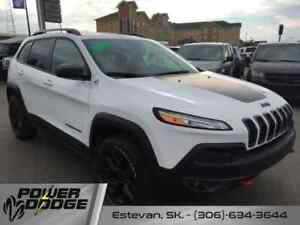 2017 Jeep Cherokee Trailhawk - Navigation -  Uconnect