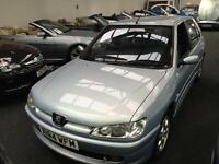 2000 PEUGEOT 306 1.8 Meridian [AC] From GBP950+ Retail package