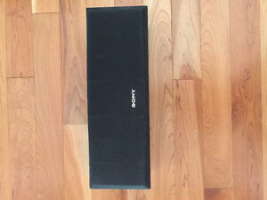 Sony centre speaker