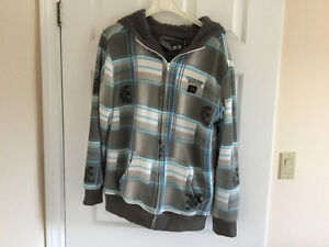 Excellent Youth Plaid Jacket, Size L,  Great for Fall London Ontario image 2