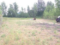 1/3 acre right off hwy 97 for lease