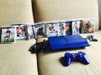 PS3 NHL edition + 10 games - PS3 edition LNH avec 10 jeux