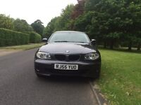 Stunning BMW 120D diesel manual with 12 months MOT and BMW full service history