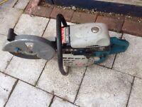 Makita 6410 petrol saw disc cutter Stihl Ts400