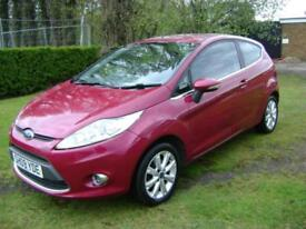 Ford Fiesta 1.25 ( 82ps ) Zetec CAT.N