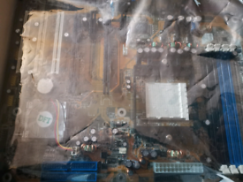DFI NF4 SLI Infinity socket 939