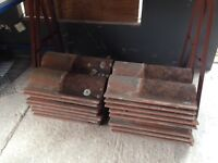 Roof tiles used but good condition