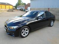 HIGH SPEC+ WIDE SCREEN SAT-NAV 2012 BMW 3 SERIES 320d DIESEL Efficient Dynamics