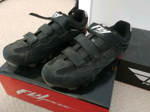 Fly racing talon 2 clip shoes size 10