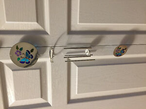 New wind chime