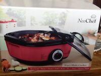 8-in-1 multi cooker